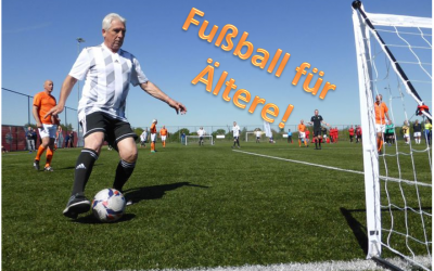 Walking Football 2020/21